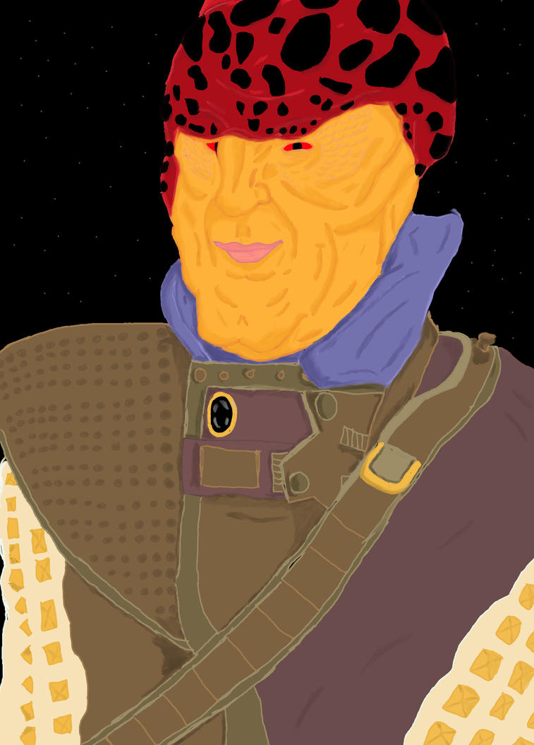 Narn from Babylon 5 by TJ123123