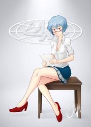Anime News Ayanami