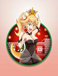 The Evil Queen Bowsette