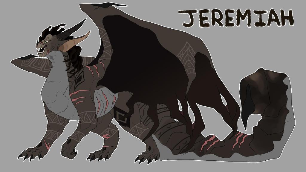 Jeremiah by Puplip