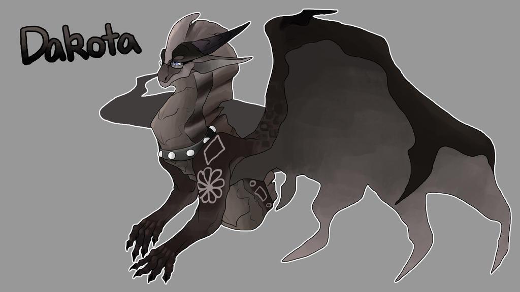 Dakota [Commission] by Puplip