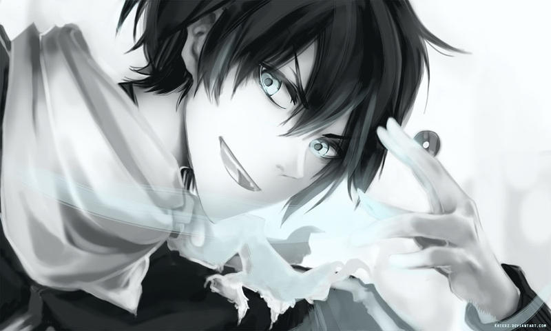 Yato by Keijv