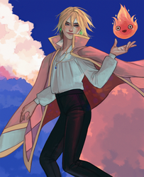 Howl by Sui-leabhan