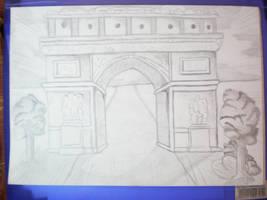 L'Arc du Troumphe