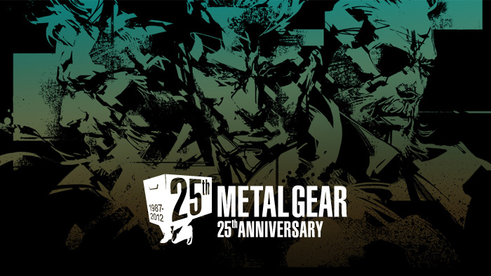 MGS 25th Anniversary by ChrisNext