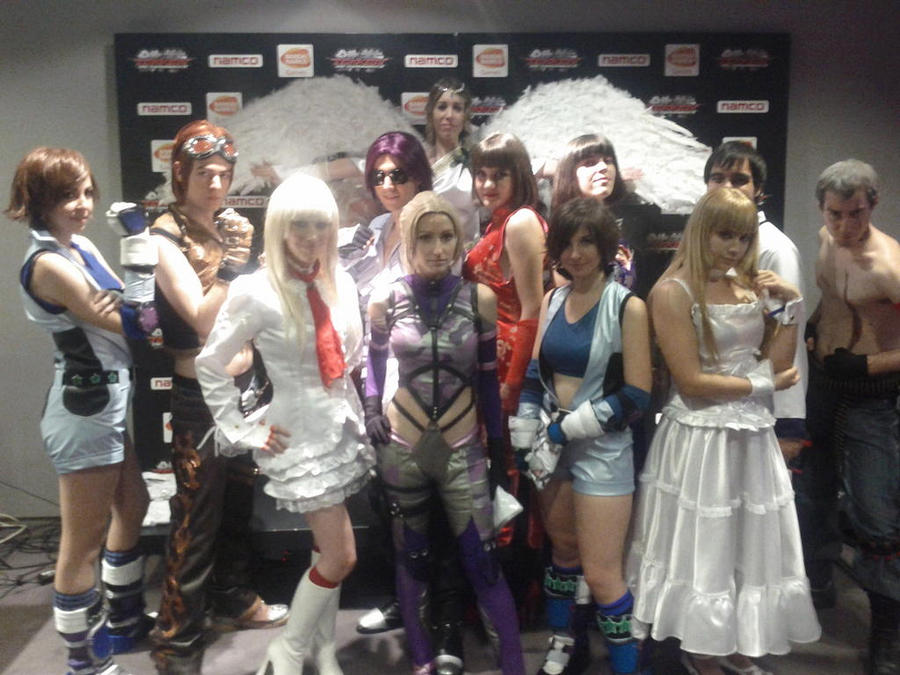TTT2 Cosplay here by ChrisNext