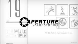 Aperture science Tests
