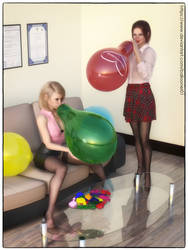 Office balloons 3 by ballooner01