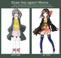 Before and After Meme (1/3) by Masatog