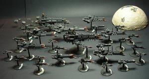 Battlefleet Vengeance by Comrade-K-Rad