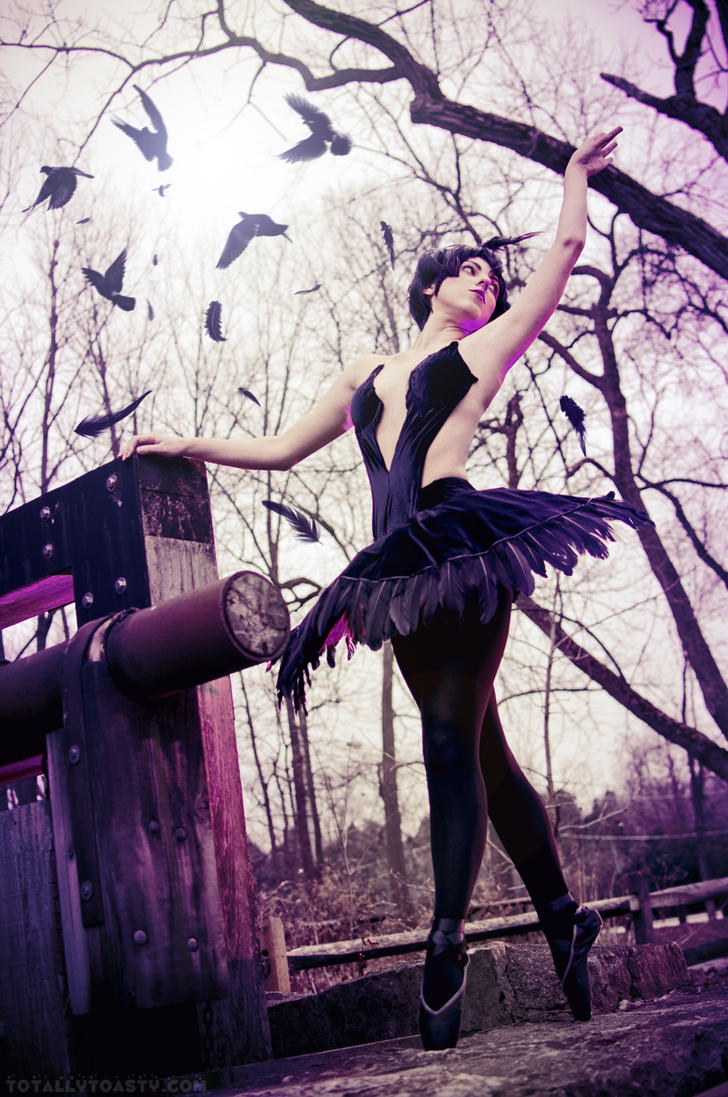 Crow of a Raven by TheRestlessCosplay