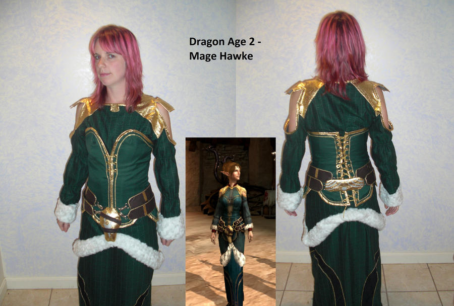 Dragon Age 2 Mage Cosplay by MJDIllusion ...  sc 1 st  DeviantArt & Dragon Age 2 Mage Cosplay by MJDIllusion on DeviantArt