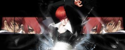 Cadena de imagenes - Página 2 Iori__by_ANIpunk