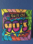 Best Of 90s Art Colorful Design Drawing
