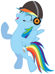 Rainbow Dash - Scout