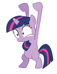 Twilight Sparkle Filly Part 1 by Omniferious