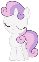 Sweetie Belle Isn't Interested by Omniferious