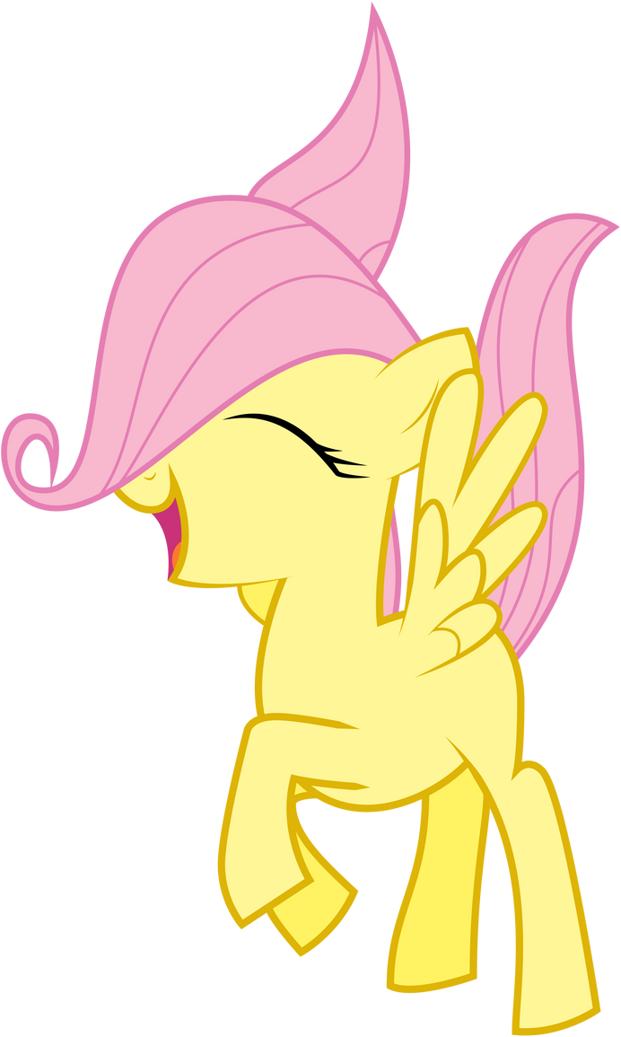 Fluttershy's Youth by Omniferious