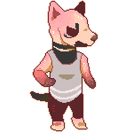 Pixel Eisor by Lordfell (#67724) on lioden by SureFineWhateverr