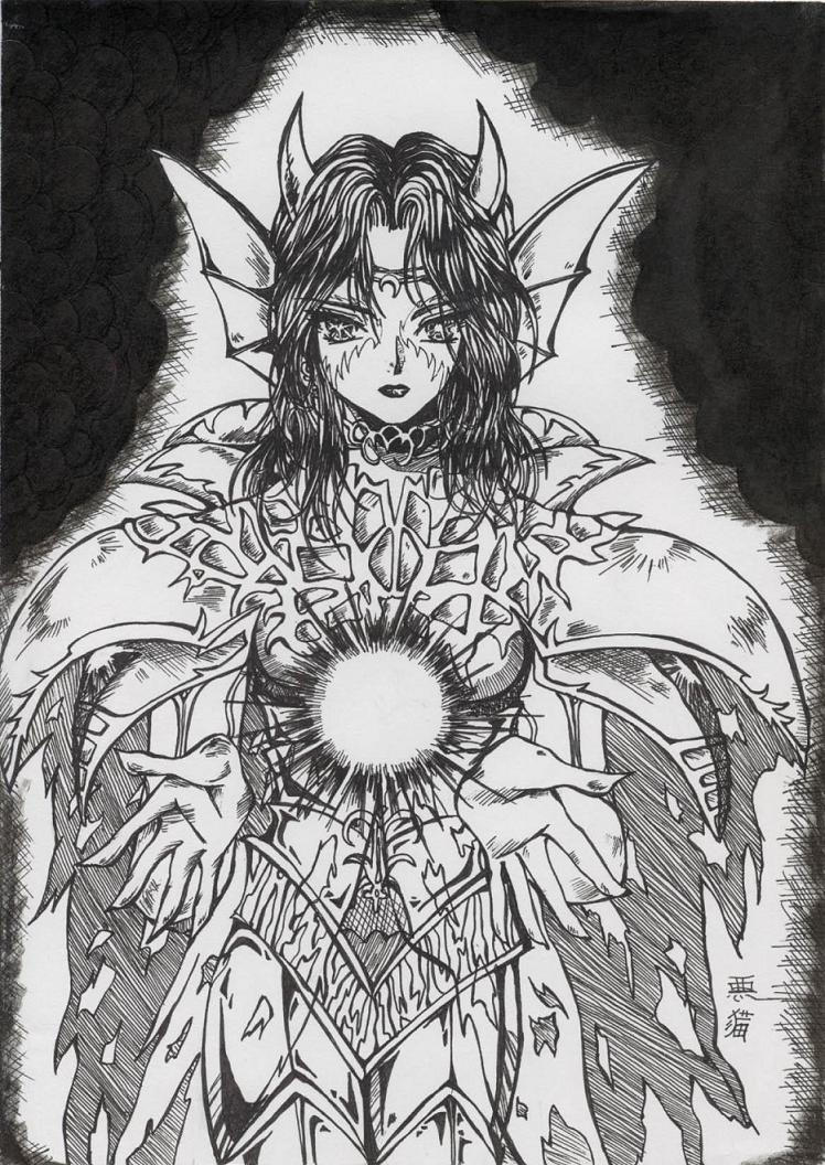 Elf Priestess by fragileyokai