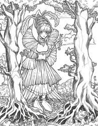 Flowerkey by fragileyokai
