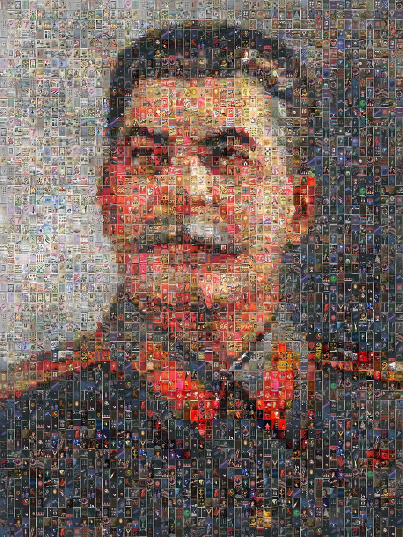 stalin by brokoloid
