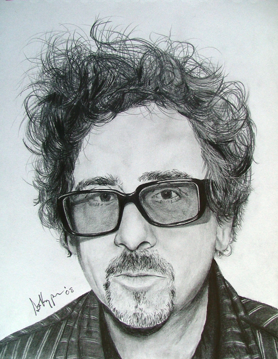 Tim Burton... Genius by steven0560
