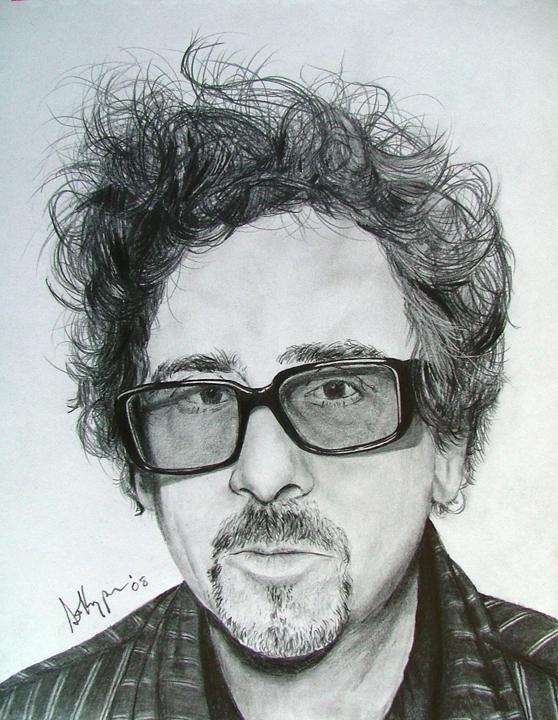 Tim Burton... Genius by steven0560