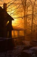 What Light Through Yonder Window Breaks by steven0560