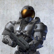 Halo 3 Security Armor by MasterChief-S117
