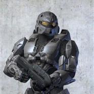 Halo 3 Rogue Armor by MasterChief-S117