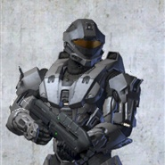 Halo 3 recon armor by MasterChief-S117