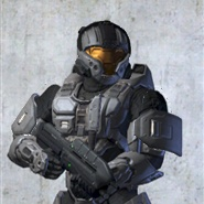 Halo 3 CQB armor by MasterChief-S117