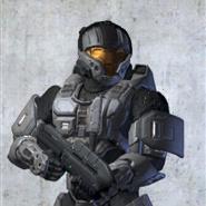 Halo 3 CQB armor by MasterChief-S117