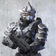Halo 3 Hayabusa armor by MasterChief-S117