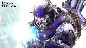 Halo Reach Elite