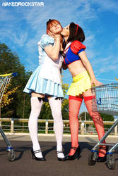 Fairytale Shopping Partners by NakedRockstar