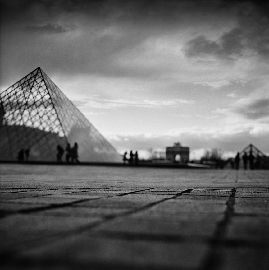 Pyramid by Szylvester