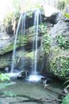 Overexposed Waterfall