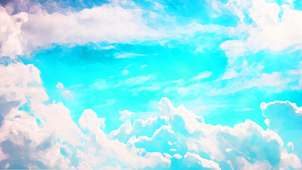 Sky by 0x0539