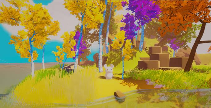Fall in fantasy land
