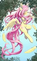 Fluttershy by unousaya