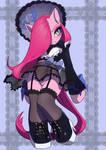 Gothic Punk Lolita Pinkamena - My Little Pony
