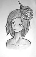 Konan Sketch by DevaPath6