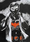 Batman do futuro (Batman beyond) by BrunoTito