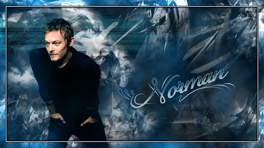 Norman Reedus Wallpaper By Shade K