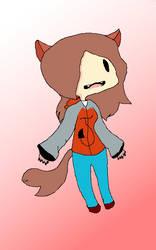 Rev the red fox Art trade