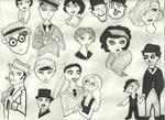 Silent Film  Stars of the 1920s