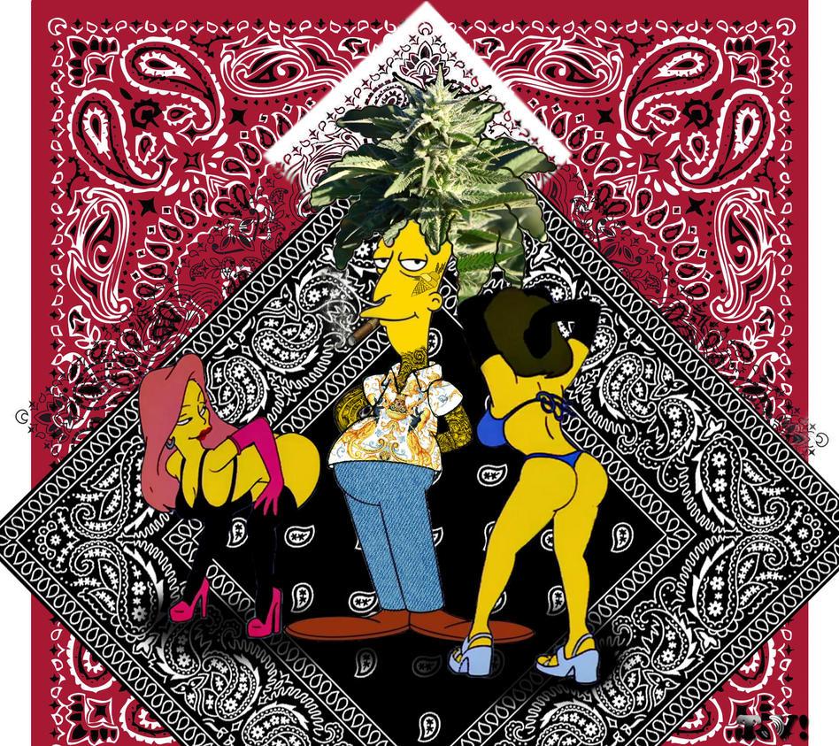 Bob Cashmoney by TrippycalVision
