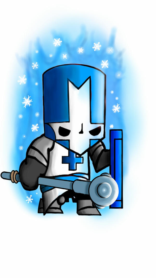 Blue Knight by GUILTY-SPARK343